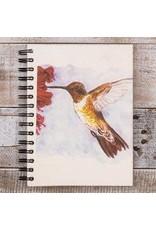 Large Notebook, Hummingbird, Sri Lanka