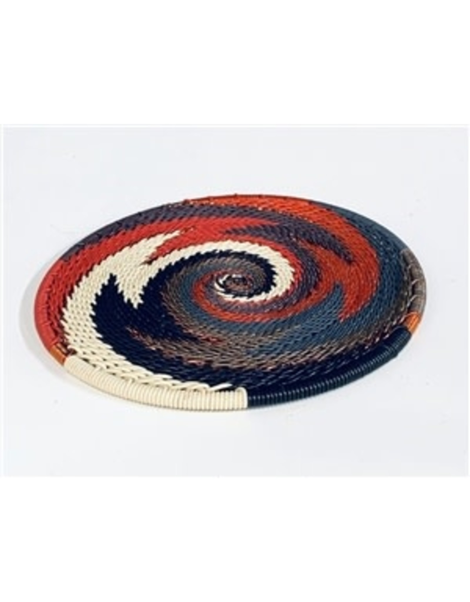 Telephone Wire Coaster, Red Pepper