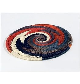 Telephone Wire Coaster, Red Pepper, South Africa