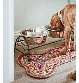 Chindi Blend Dog Mat, India