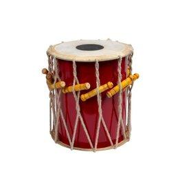Red Metal Drum, India