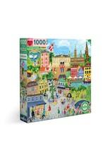 Copenhagen Puzzle, 1000 Pieces