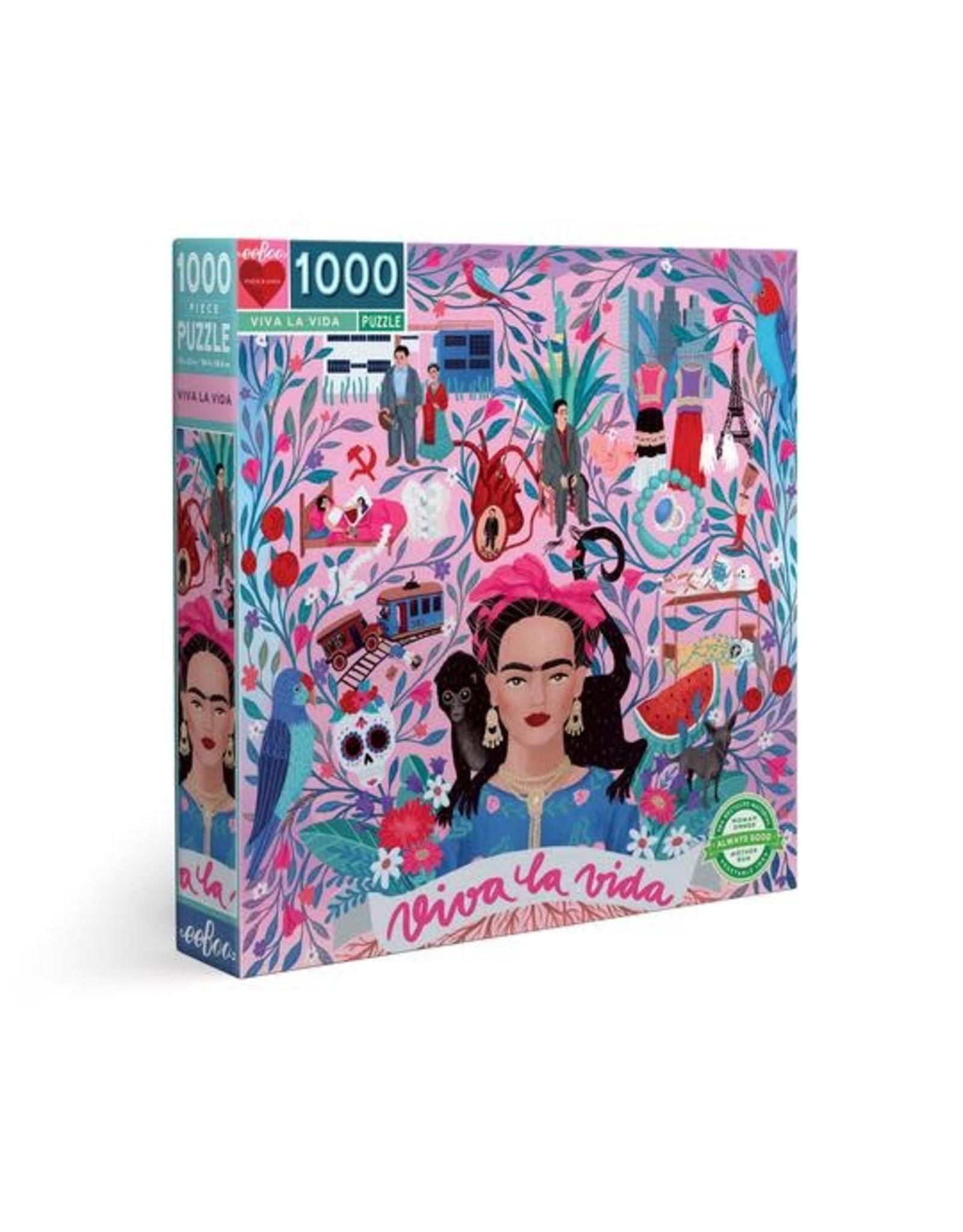 Viva la Vida, Frida Puzzle, 1000 Pieces