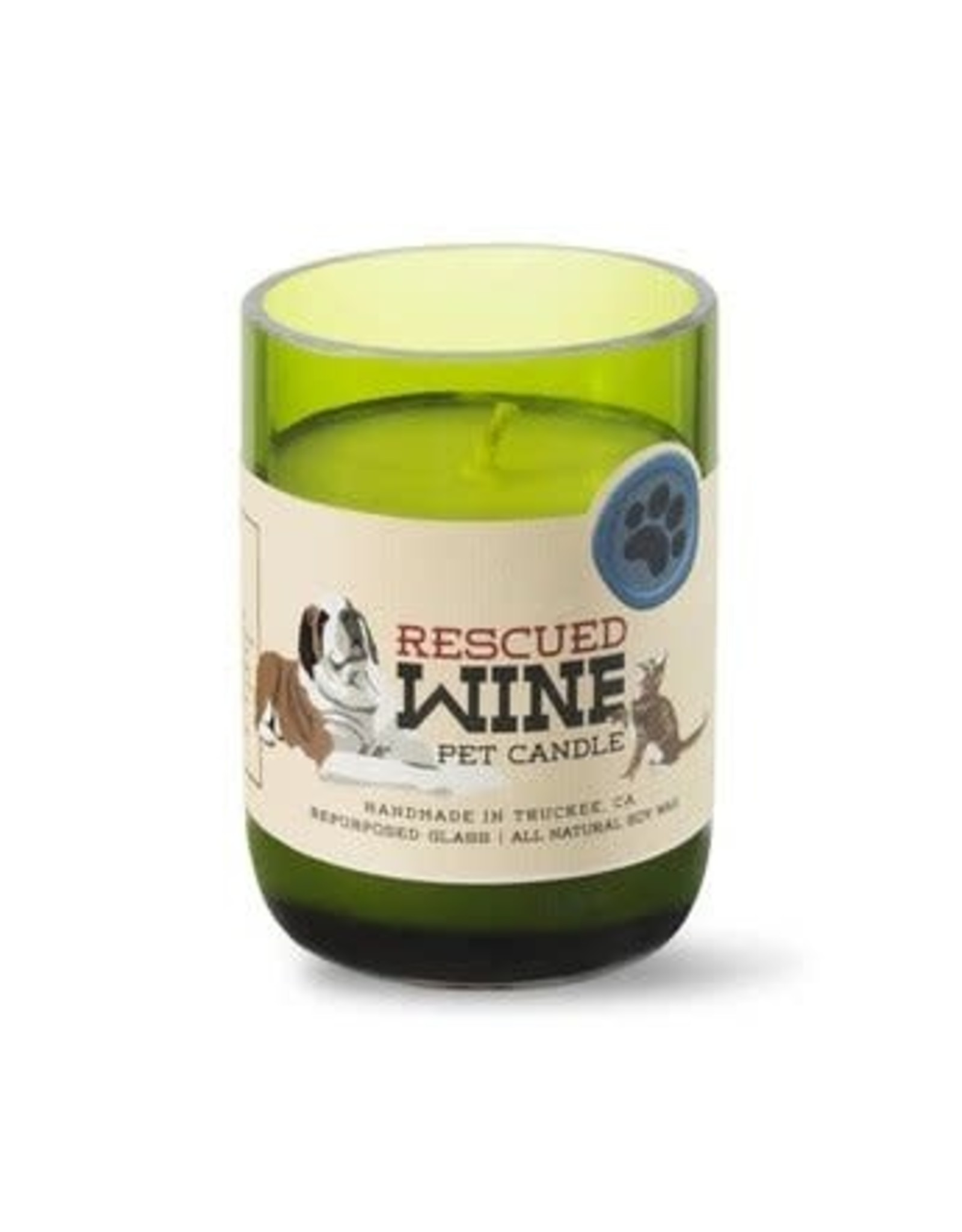 Fresh Linen, Pet Candle, 12 oz, USA