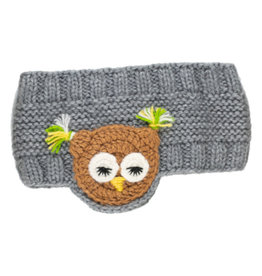 Animal Earwarmer, Owl, Peru
