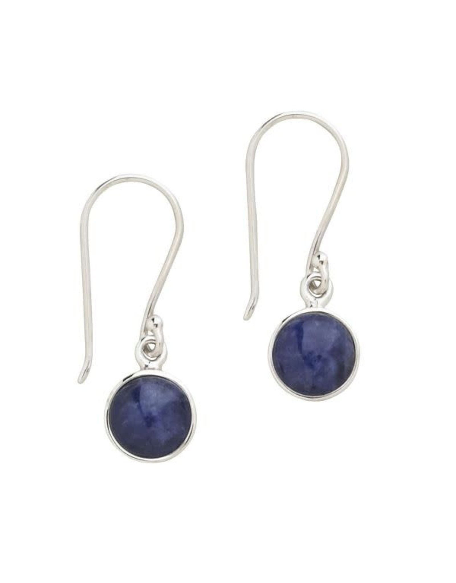 Midnight Blue Earrings, Peru