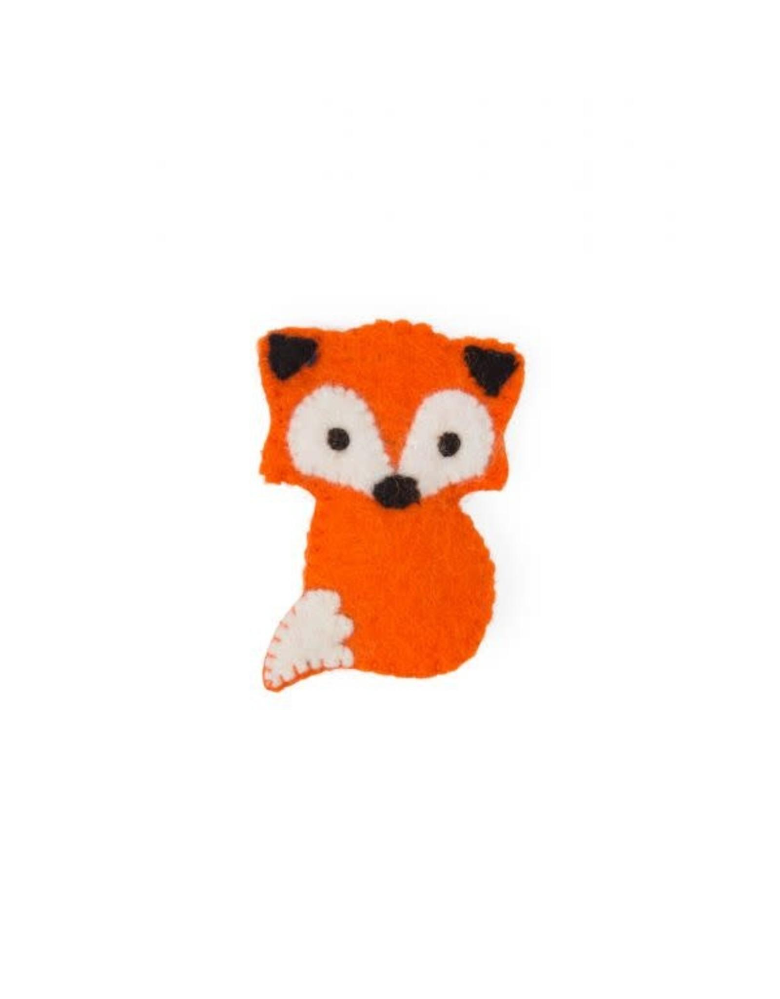 Fox Finger Puppet, Nepal