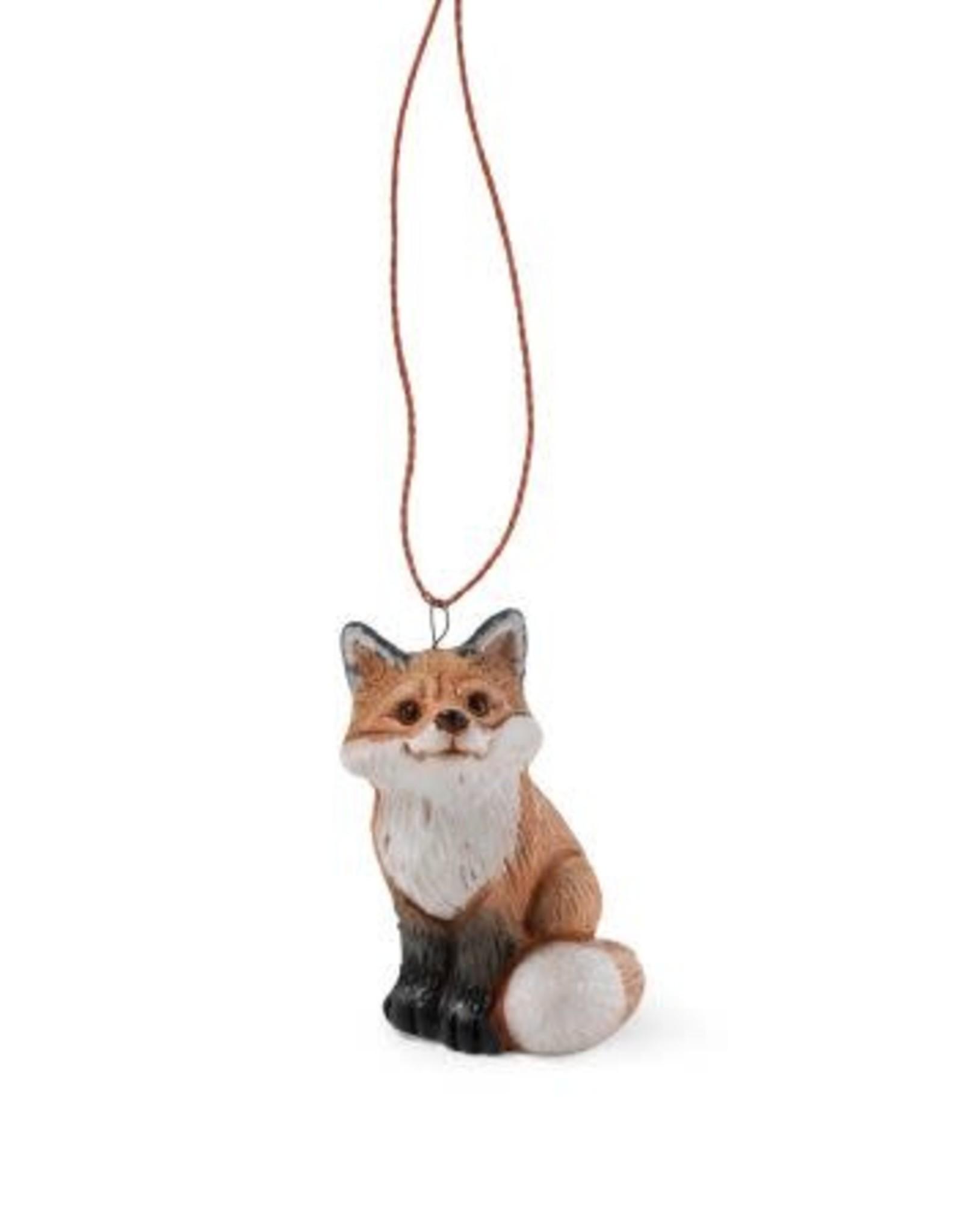 Tame Fox Ornament, Peru