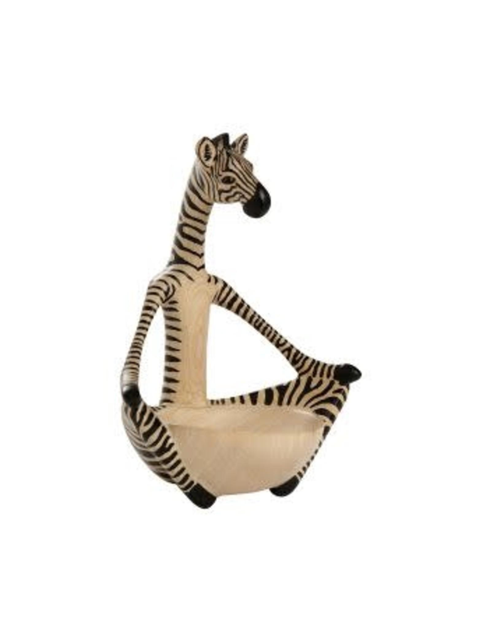 Yoga Zebra Bowl, Kenya