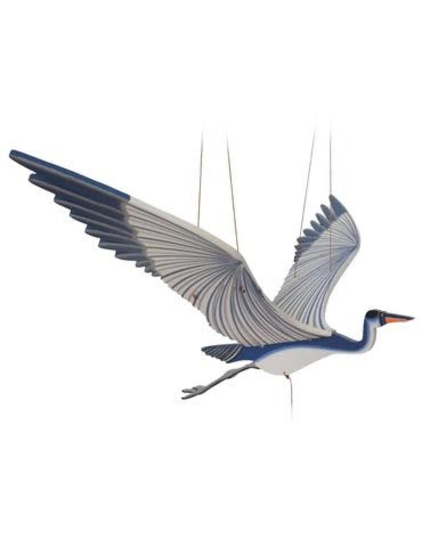 Blue Heron Mobile, Columbia