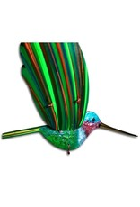 Tulia's Green/Ruby Hummingbird Mobile,  Columbia