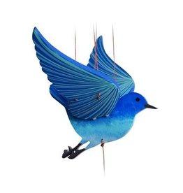 Tulia's Sparrow, Blue Bird of Happiness Mobile, Columbia