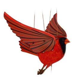 Tulia's Cardinal Mobile, Columbia