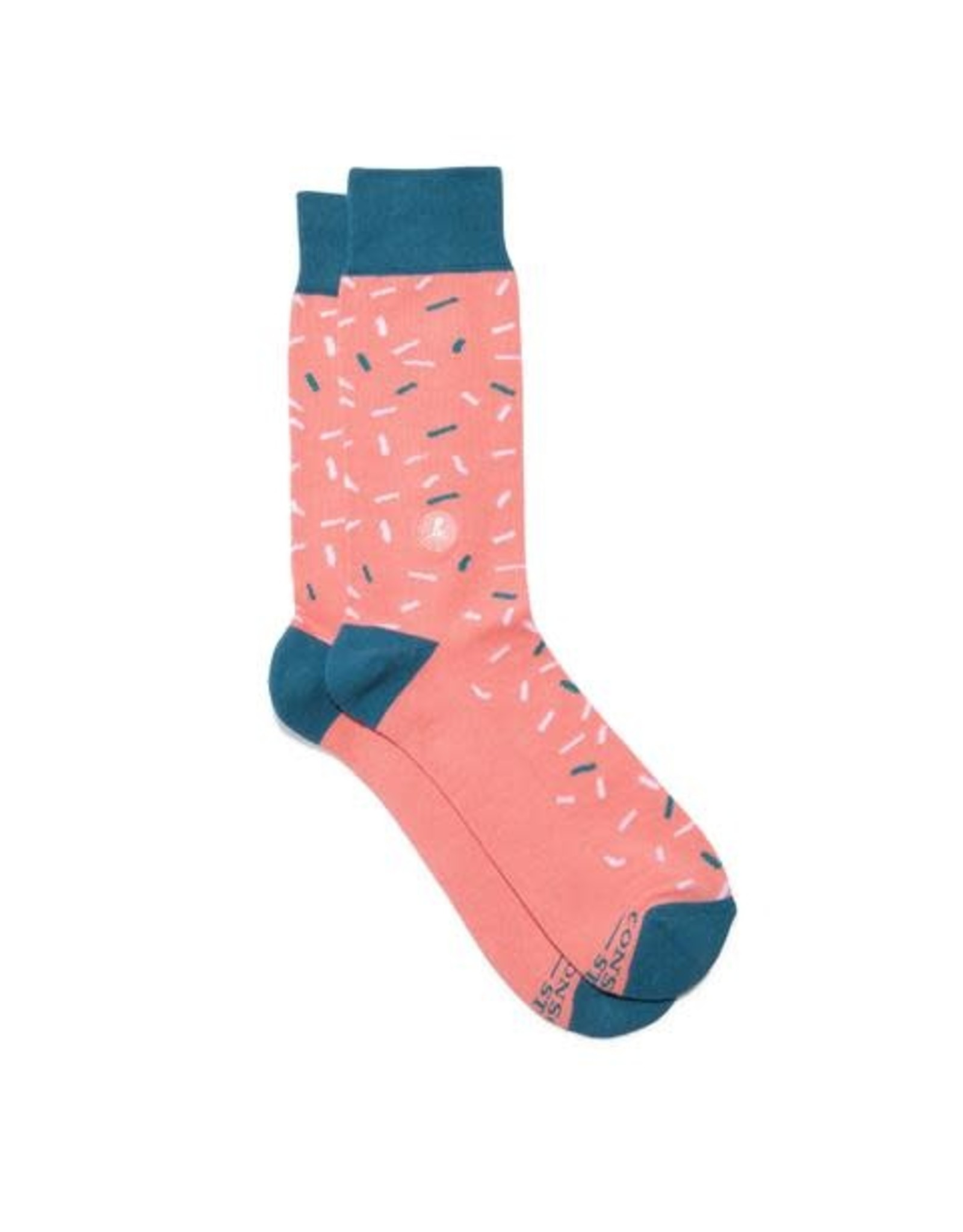 Socks that Find a Cure