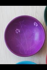 Soapstone Small Round Spring Dish