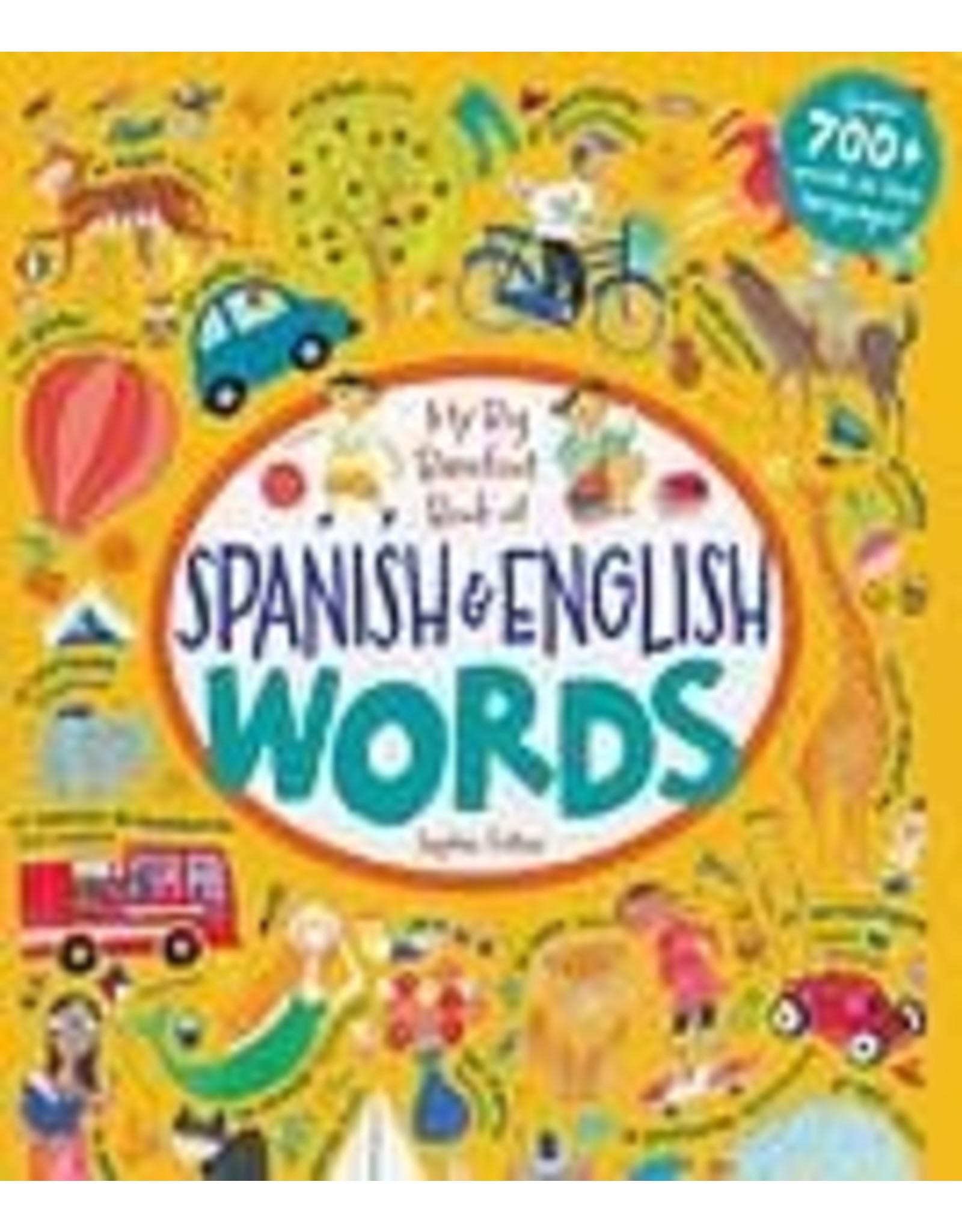 Putumayo, Barefoot Spanish & English Words Book