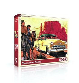 Monument Valley Puzzle, 1000 Pieces