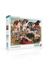Dog Breeds Puzzle,  1000 Pieces