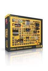 Video Games Puzzle, 1000 Pieces