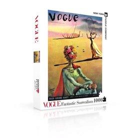 Vogue, Fantasy Fashion Puzzle, 1000 Pieces