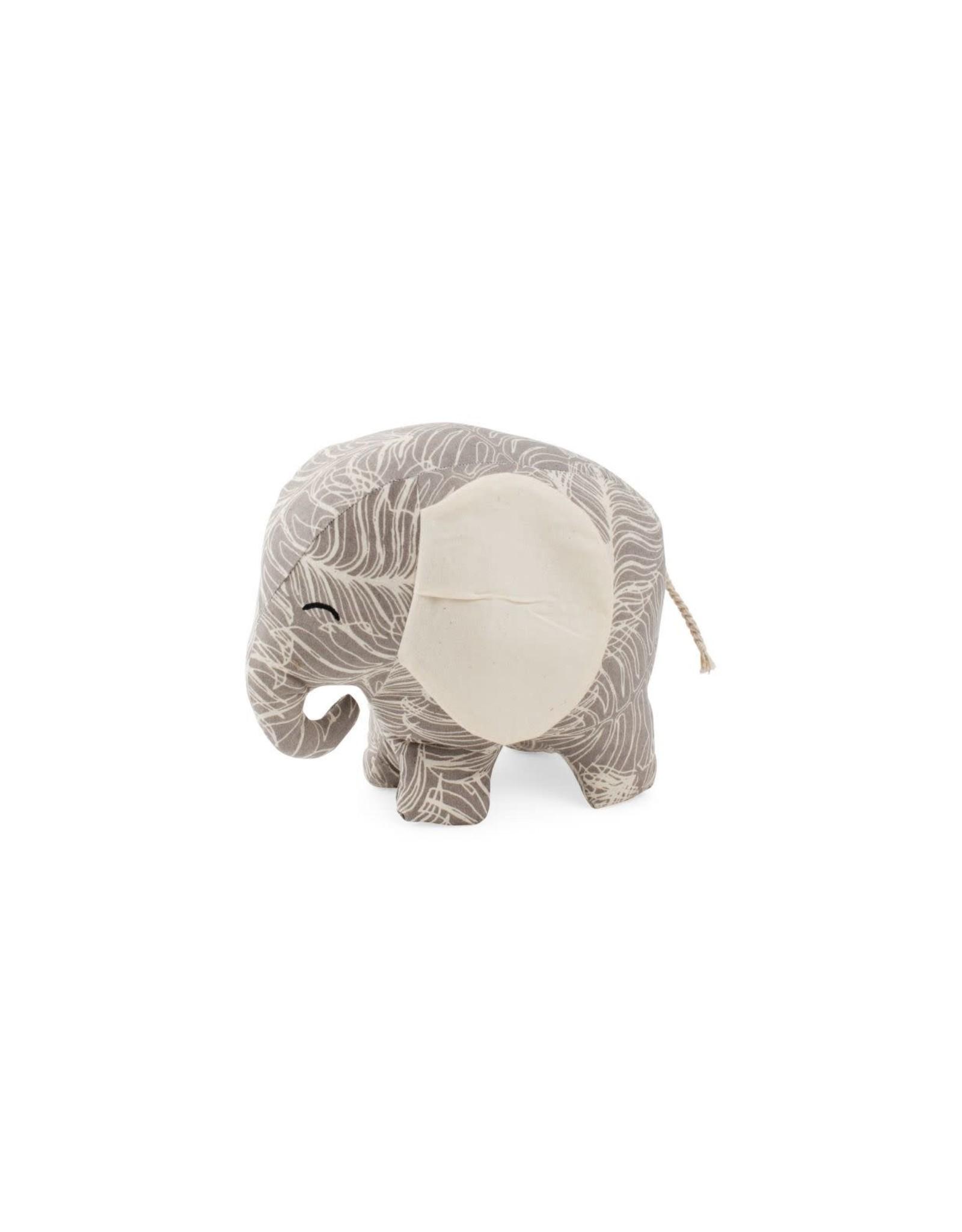Happy Stuffed Elephant, India