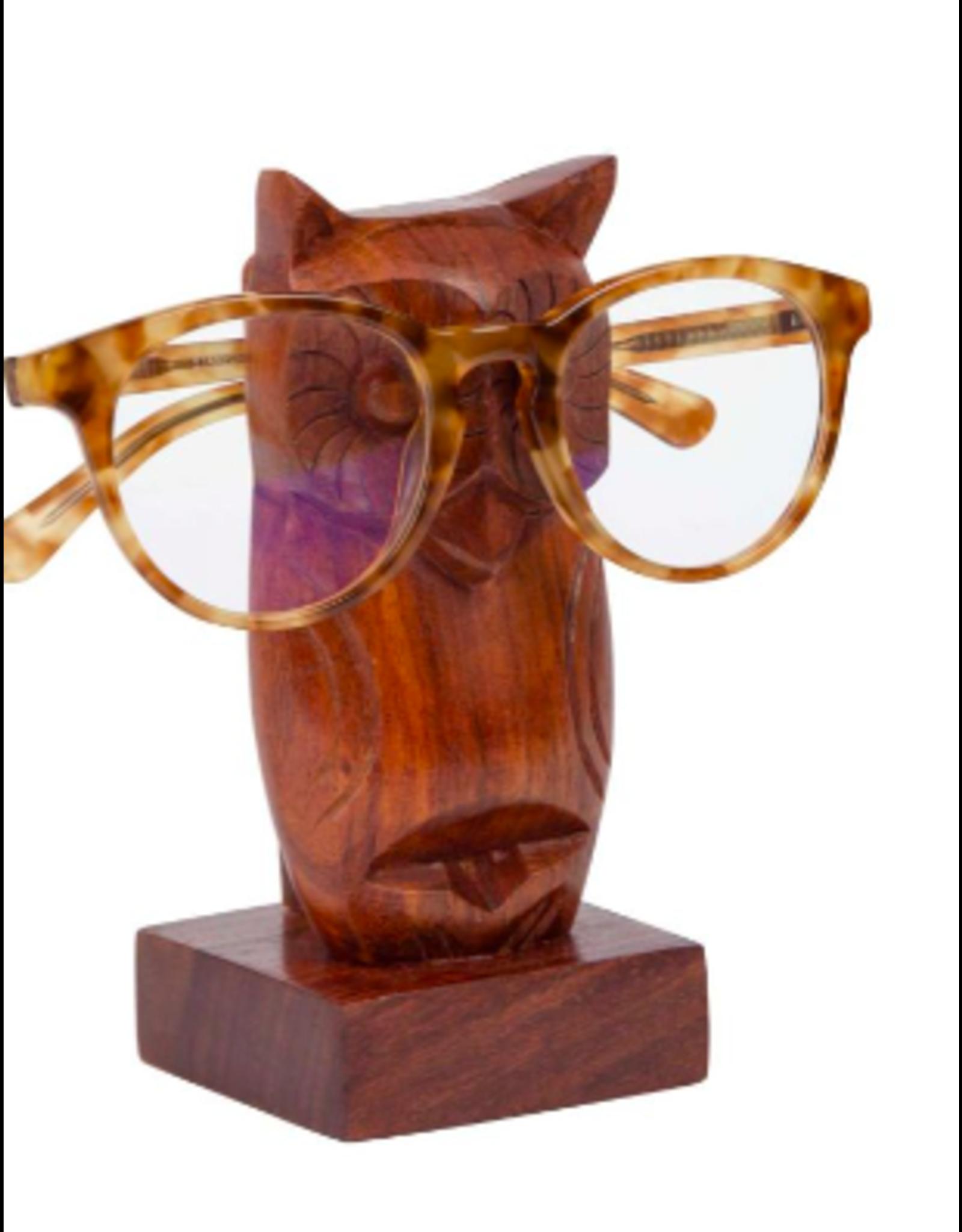 Owl Eye Glass Holder