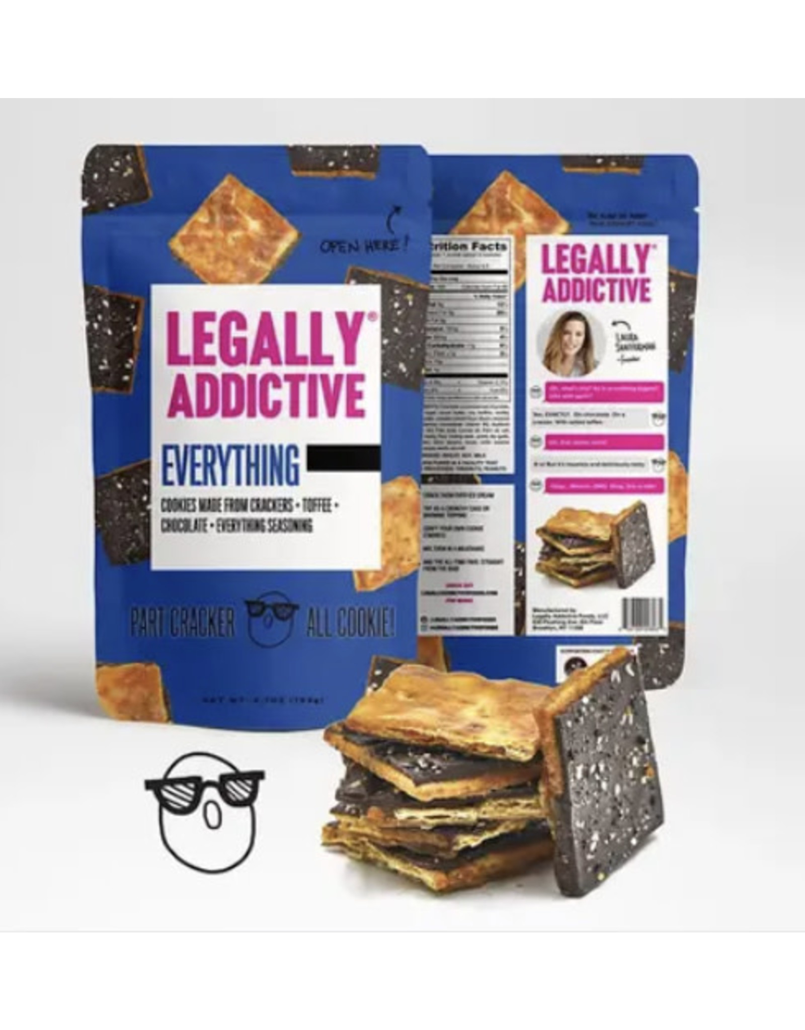 Legally Addictive Everything, 4.7 oz