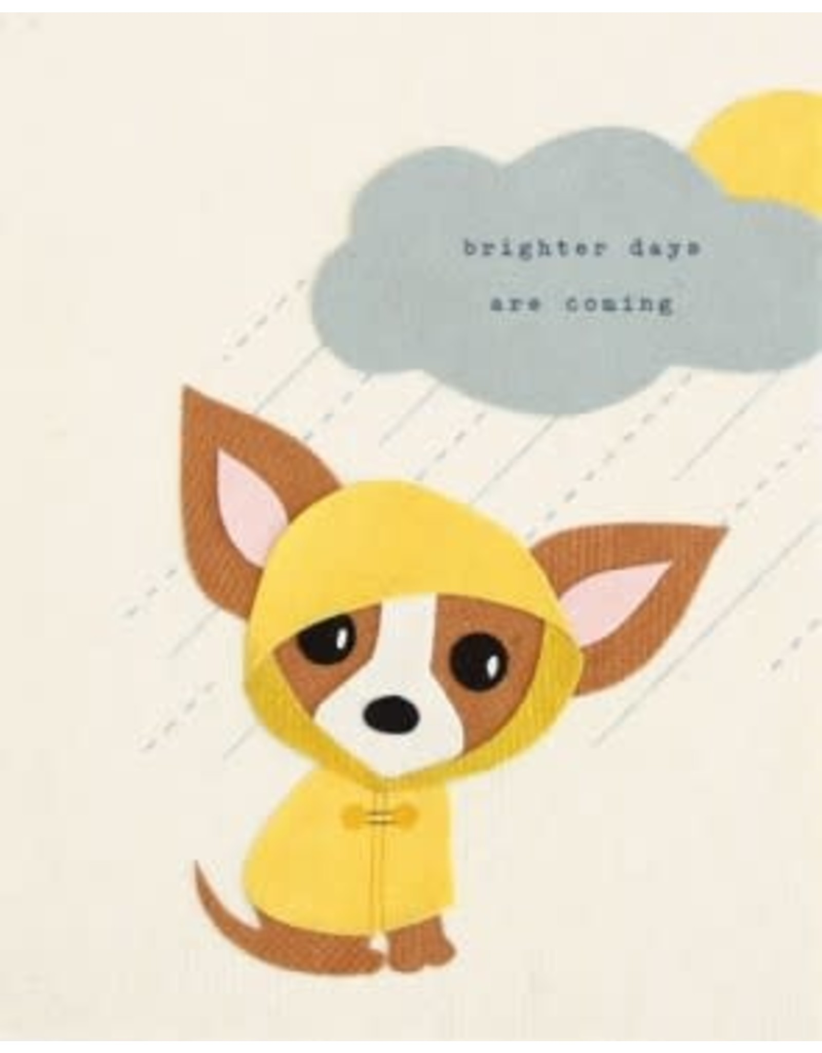 Brighter Days Greeting Card