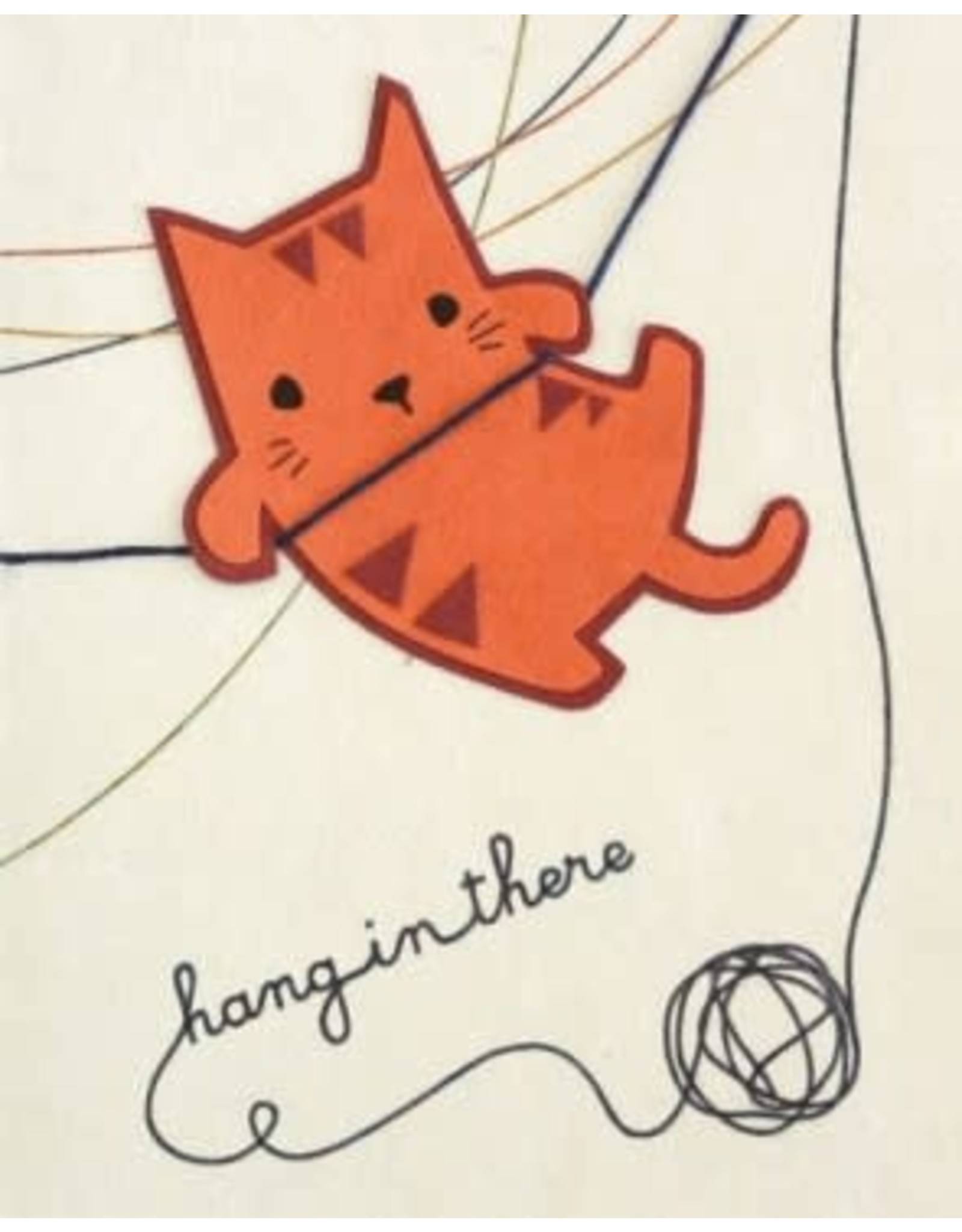 Hang in there Card Greeting Card