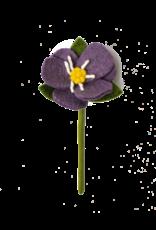 Felt Hepatica Flower, Nepal