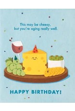 Aging Well Birthday Greeting Card