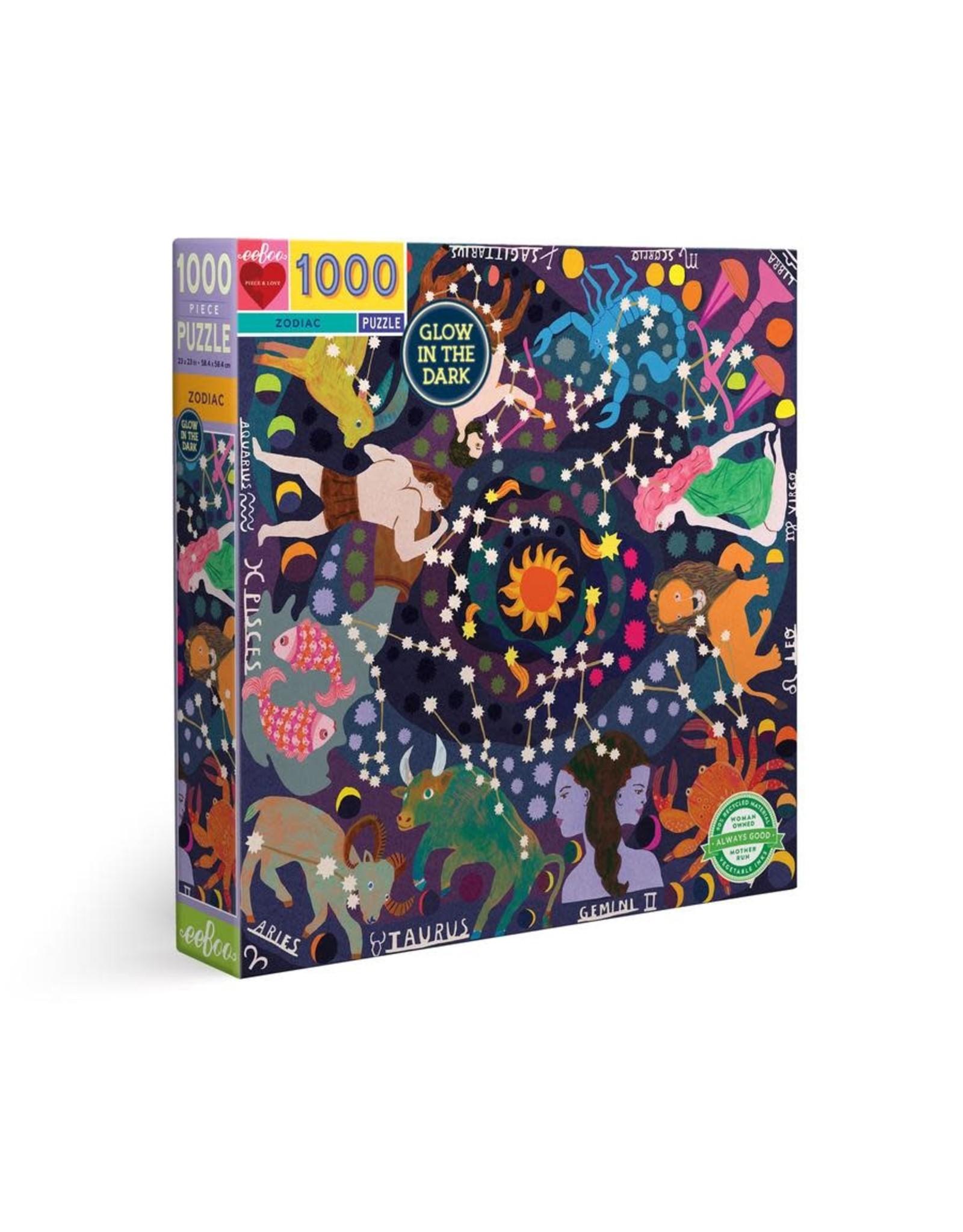 Zodiac Puzzle,  1000 Pieces