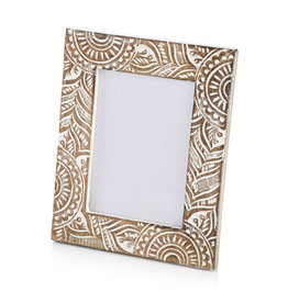 Mandala Photo Frame, 5 X 7, India