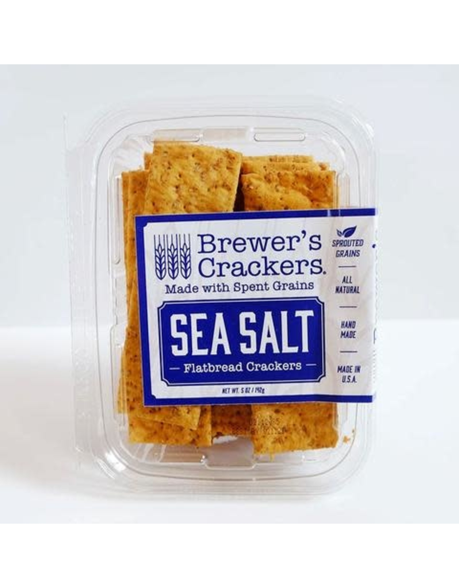 Brewer Cracker Sea Salt