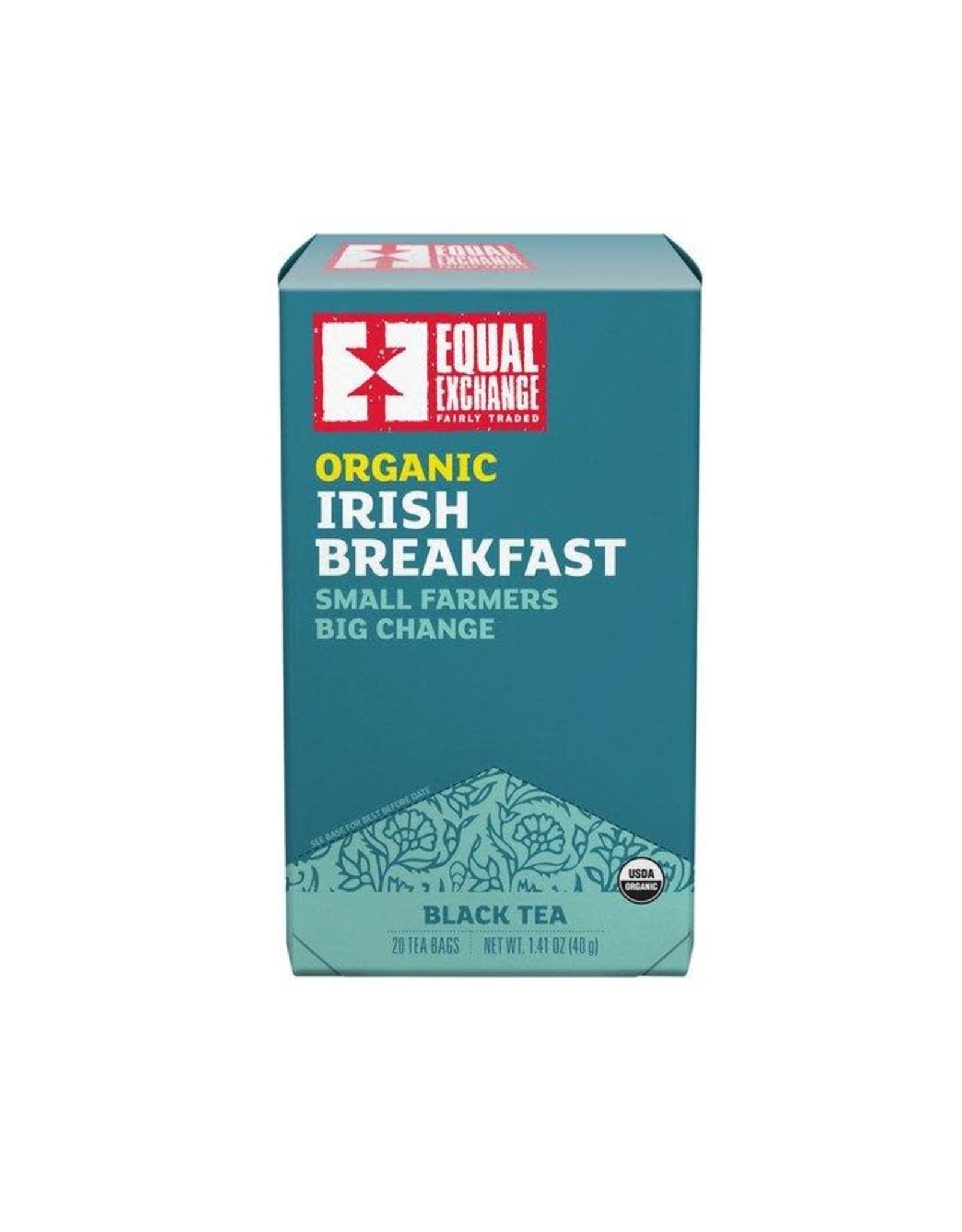 Organic Irish Breakfast Tea, India