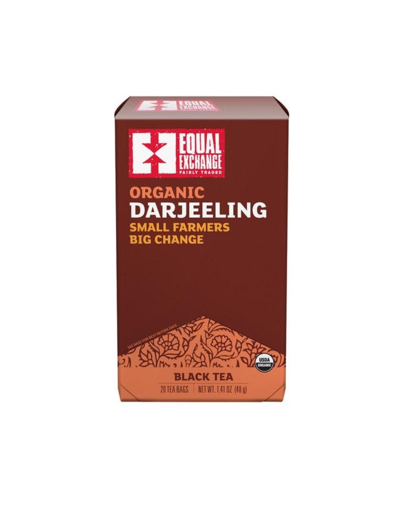Organic Darjeeling Tea, India
