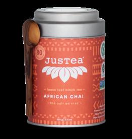 Justea, African Chai, Kenya