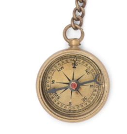 Compass Key Chain, India