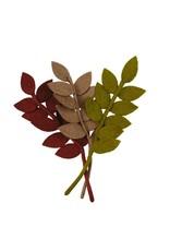 Felt Harvest Leaf, Nepal
