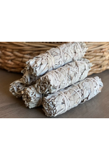 White Sage Smudge Sticks, SOLD INDIVIDUALLY