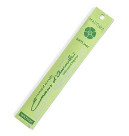 Stick Incense Sticks, White Sage, India