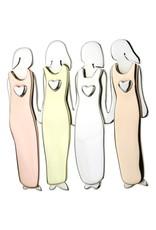 4 Sisters Pin w/ Crystal