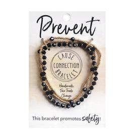 Cause Connection Bracelet, Prevent, India