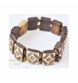 Buffalo Bone Bracelet