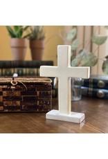 Standing Soapstone Standing Cross