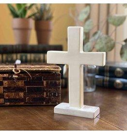 Soapstone Standing Cross, Kenya