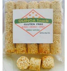 Quinoa Snack, Bolivia