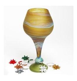 Phoenician Glass Goblet, West Bank