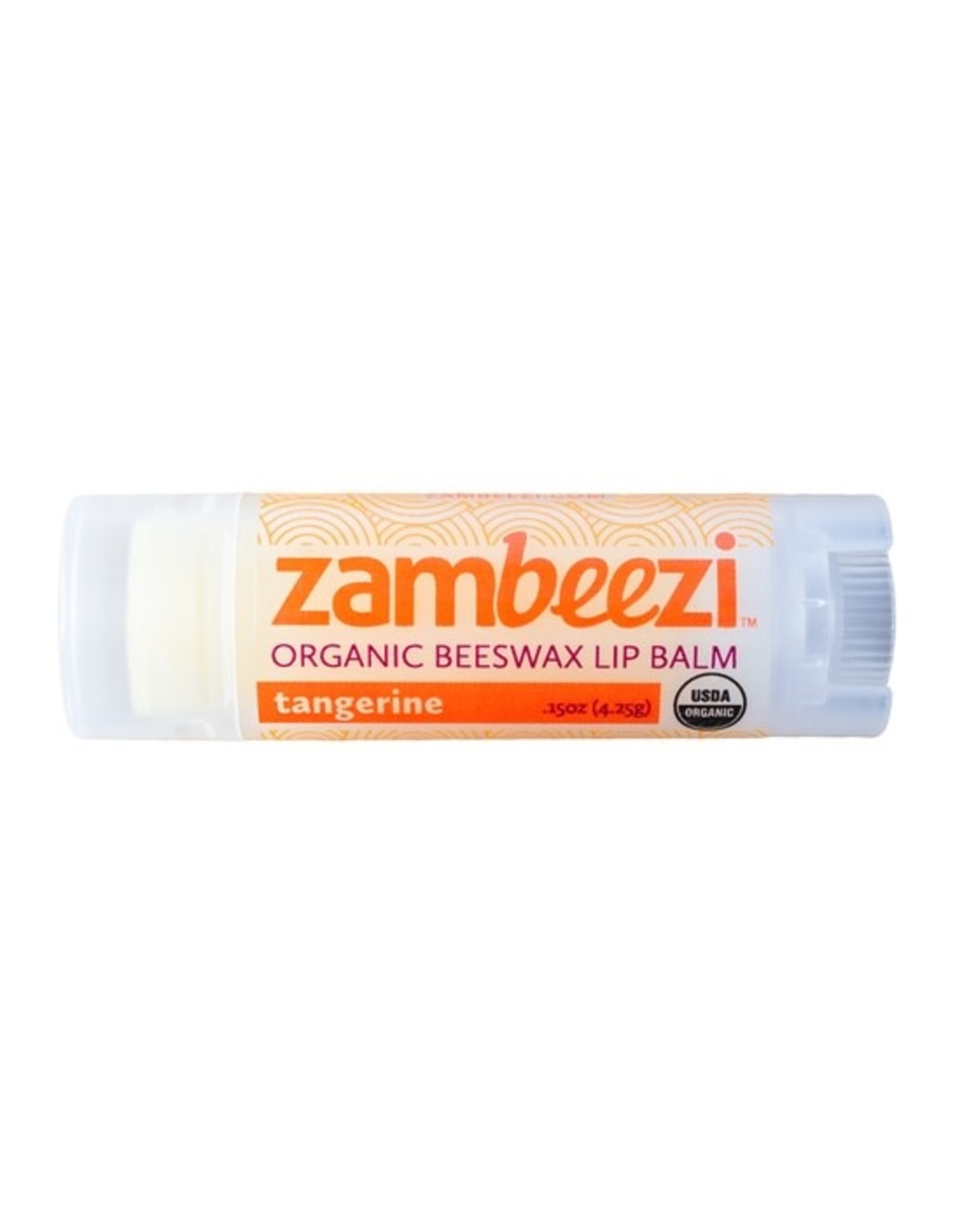 Zambia, Lip Balm SIngle Tangerine