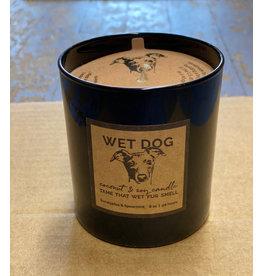 Wet Dog Candle
